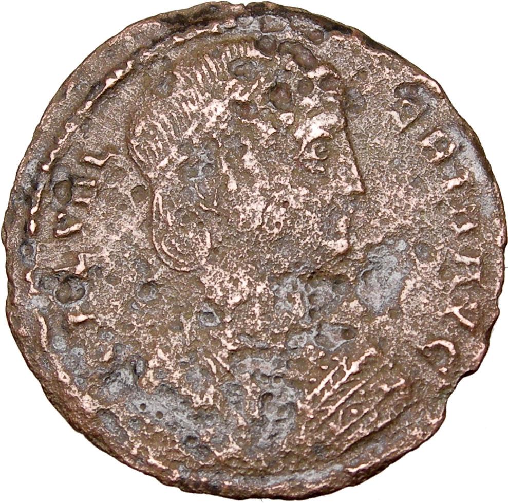 Galeria Valeria: Certified Authentic Ancient Coin Of: