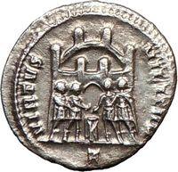 Constantius I Coins Reverse of Tetrarchy