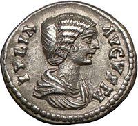 Julia Domna Coins