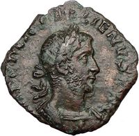 Gallienus rare Roman coin for sale.