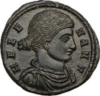 Saint Helena Ancient Roman Coin for Sale at Best Online Coin Shop