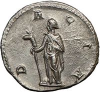 Buy Trajan Decius Certified Ancient Roman Coins as Gift at Online Coin Shop
