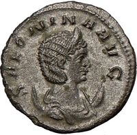 Salonina Roman Empress Authentic Ancient Roman Coins for Sale