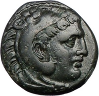 Cassander authentic ancient Greek coins for sale
