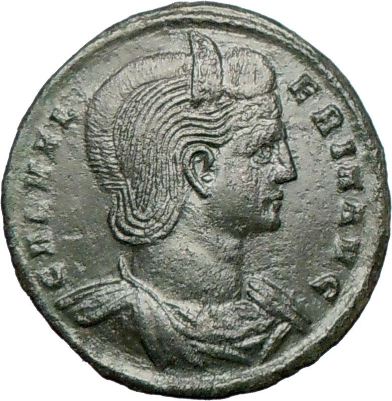 Galeria Valeria: Galeria Valeria Diocletian Daughter 308AD Large Ancient