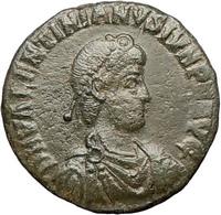 Valentinian II ancien roman coin
