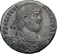 Julian II Authentic Ancient Coins for Sale to Buy