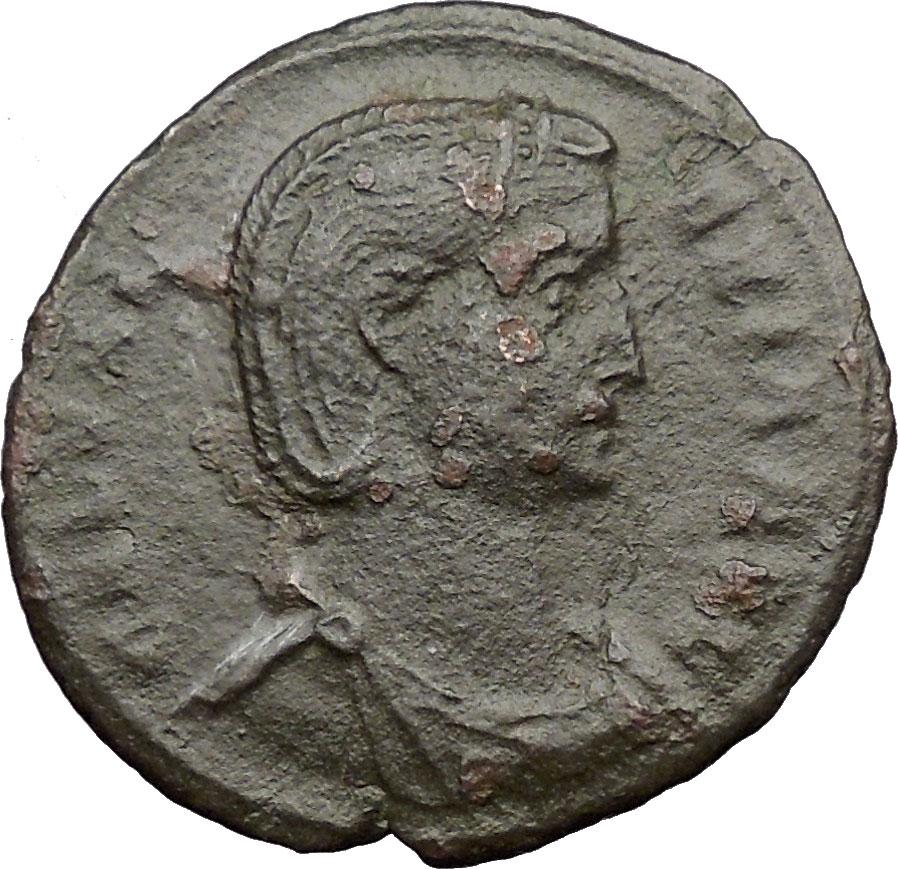 Galeria Valeria: Galeria Valeria Daughterof Diocletian 308AD Ancient Roman