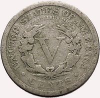 1911 Liberty Head Nickel 5 Cent United States Of America Usa Antique Coin I43563 On Ebid United