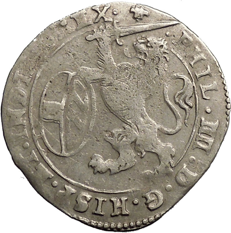 king philip coin