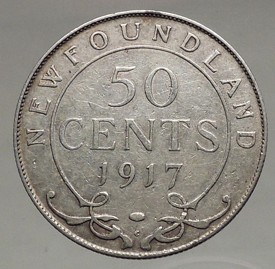 1917 CANADA Newfoundla...