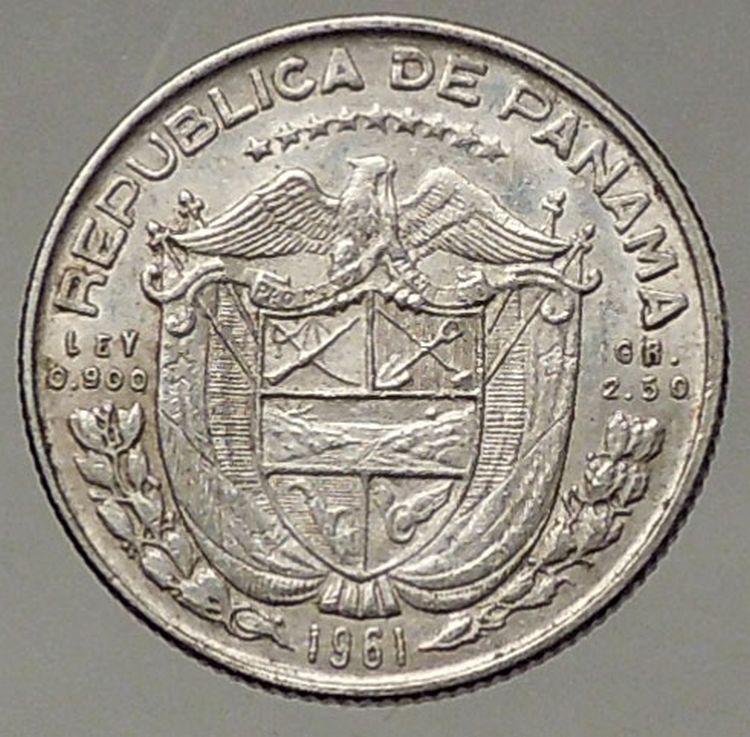 1961 Panama Tenth 1 10th Spanish Conquistador Hero